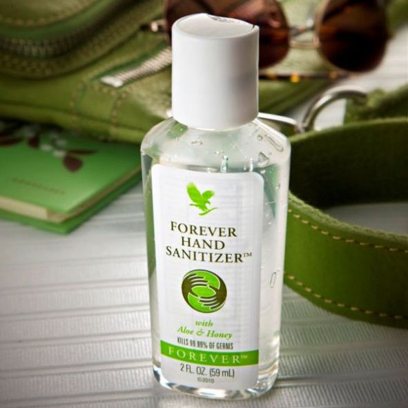 Forever Hand Sanitizer with Aloe  and Honey